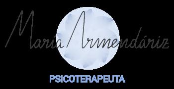 Logo María Armendariz | Psicóloga
